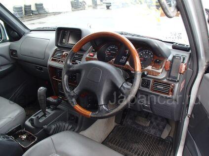 Mitsubishi Pajero 1998 года во Владивостоке на запчасти