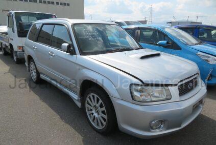Subaru Forester 2004 года во Владивостоке на запчасти