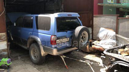 Toyota Surf 1998 года в Ставрополе на запчасти