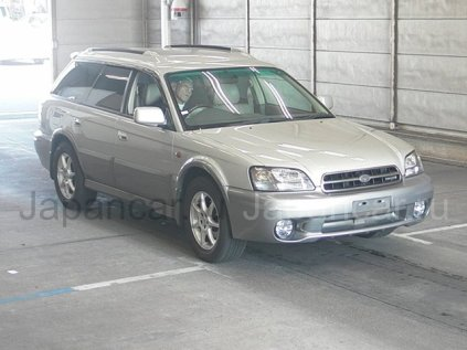 Subaru Legacy Lancaster 2000 года во Владивостоке на запчасти