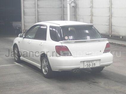 Subaru Impreza 2001 года во Владивостоке на запчасти