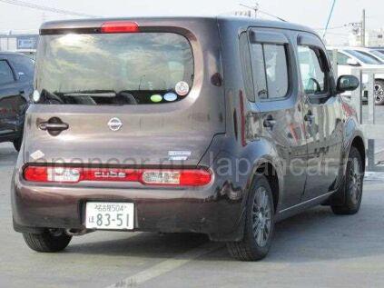 Nissan Cube 2010 года в Японии