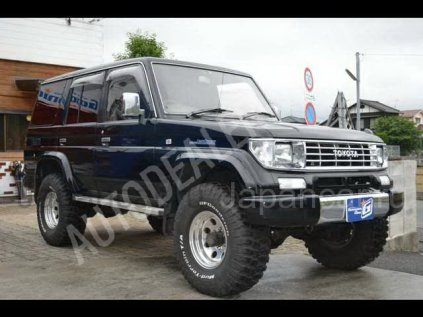 Toyota Land Cruiser Prado 1996 года в Японии