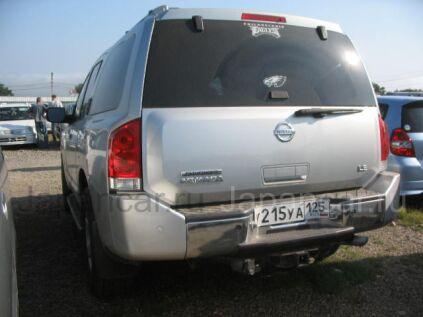 Nissan Armada 2004 года в Уссурийске