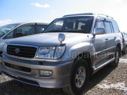 Toyota Land Cruiser 2001 года в Уссурийске