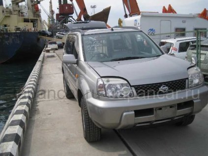 Nissan X-Trail 2001 года во Владивостоке