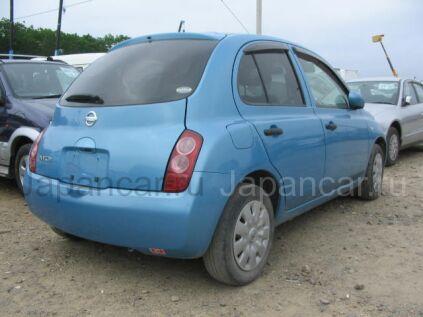 Nissan March 2003 года в Уссурийске