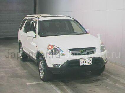 Honda CR-V 2003 года в Японии, TOYAMA