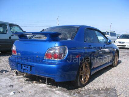 Subaru Impreza WRX 2002 года в Уссурийске