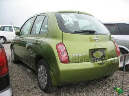 Nissan March 2002 года в Уссурийске