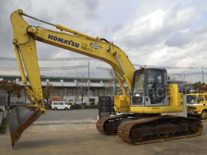 Экскаватор KOMATSU PC228US-3NO 2003 года в Японии