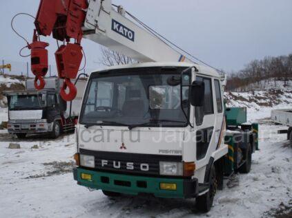 Автокран Fuso 7 тон 1991 года во Владивостоке