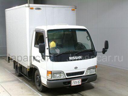 Фургон Nissan ATLAS 1998 года в Благовещенске