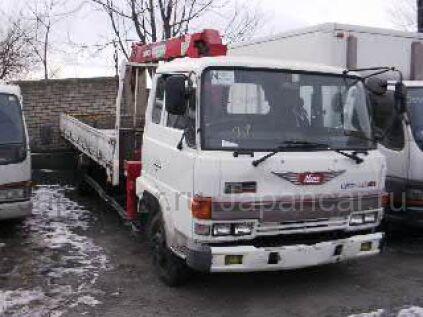 Автокран HINO RANGER 1989 года во Владивостоке