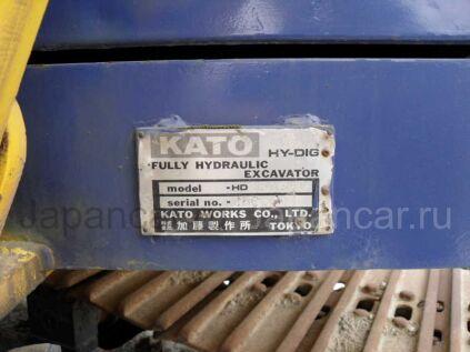 Экскаватор KATO HD450SEV 1986 года в Находке
