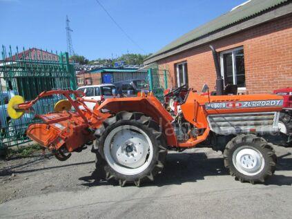 Трактор колесный Kubota ZL2202DT 2005 года во Владивостоке