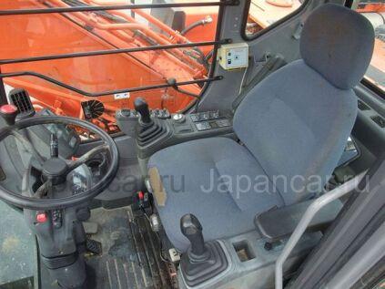 Экскаватор колесный Hitachi ZX160W 2006 года в Японии