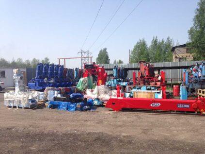Крановая установка TADANO 500 2014 года в Санкт-Петербурге