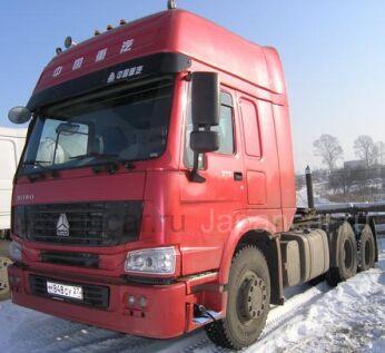 Седельный тягач Howo Седельный тягач HOWO 2008 года в Хабаровске