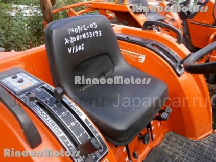 Трактор колесный Kubota X20DT 2014 года в Астрахани