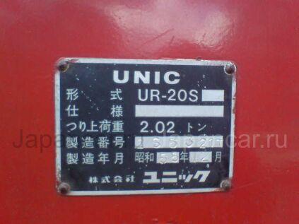 Крановая установка Unic 220 1993 года в Арсеньеве