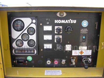 Компрессор Komatsu генератор 1995 года в Находке