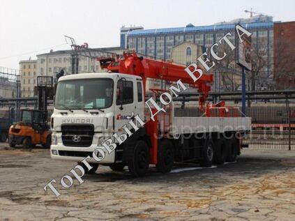 Крановая установка Kanglim KS5206 2013 года в Москве