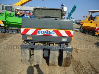Каток BOMAG BW131ACW 2008 года во Владивостоке