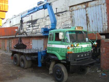 Лесовоз Fuso 6WD 1993 года во Владивостоке