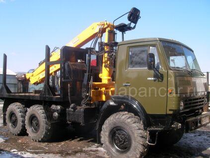 Лесовоз КАМАЗ 4310 1990 года в Кавалерово