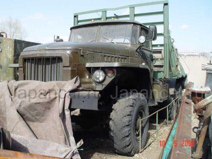Лесовоз Урал 5557 в Биробиджане