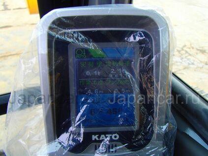 Экскаватор KATO HD512V 2013 года в Японии