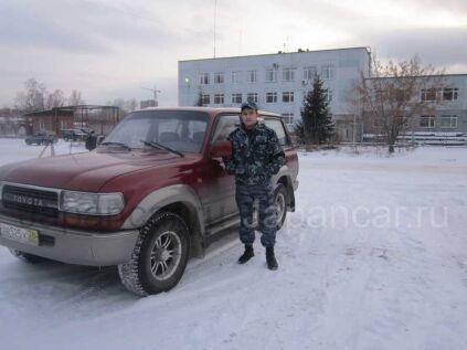 Toyota Land Cruiser 80 1992 года в Новосибирске
