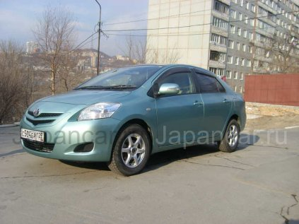 Toyota Belta 2006 года во Владивостоке