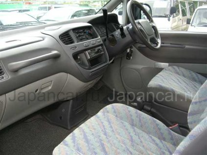 Mitsubishi Delica 1996 года в Японии