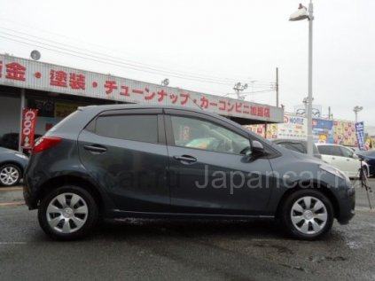 Mazda Demio 2009 года в Японии