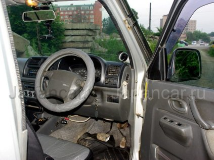 Suzuki Jimny Wide 1999 года во Владивостоке