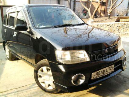 Nissan Cube 2001 года во Владивостоке