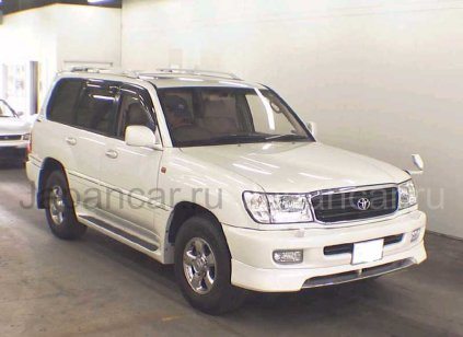 Toyota Land Cruiser 2001 года во Владивостоке
