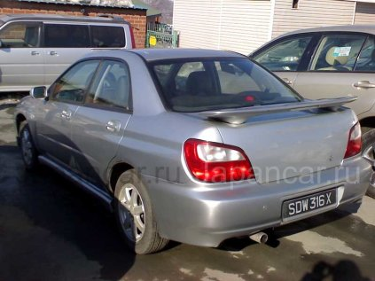 Subaru Impreza 2002 года в Новокузнецке