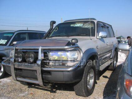 Toyota Land Cruiser 1996 года в Уссурийске