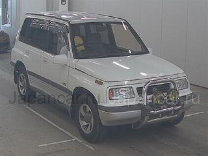Suzuki Escudo 1994 года во Владивостоке