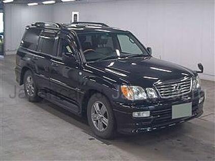 Toyota Land Cruiser 2005 года в Находке