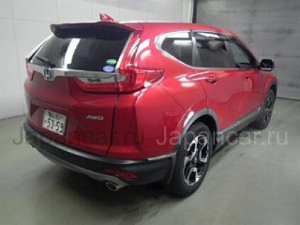 Honda CR-V 2018 года во Владивостоке