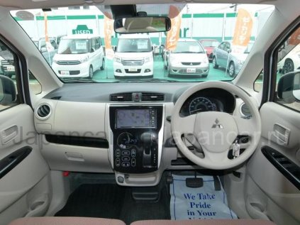 Mitsubishi EK Wagon 2017 года во Владивостоке