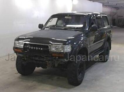 Toyota Land Cruiser 1992 года во Владивостоке