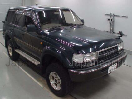 Toyota Land Cruiser 1993 года во Владивостоке