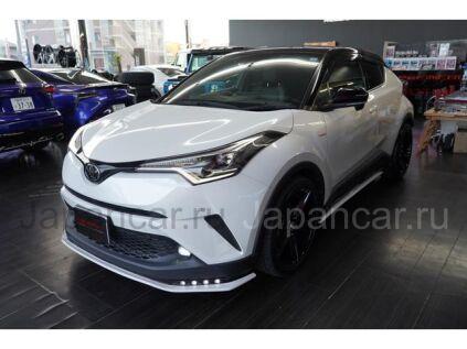 Toyota C-HR 2018 года во Владивостоке