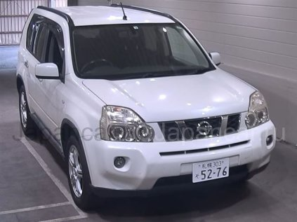 Nissan X-Trail 2008 года в Находке