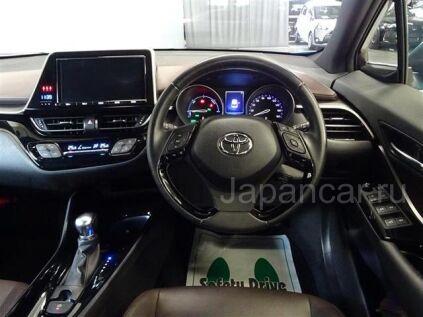 Toyota C-HR 2018 года в Улан-Удэ